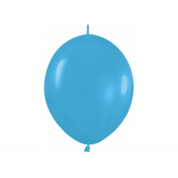 Link-o-loon balloon turquoise, decorating balloons