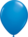 "12"" blue standard latex balloons"