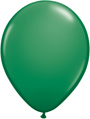 "12"" green standard latex balloons"