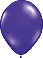 "12"" purple standard latex balloons"