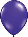 "12"" purple standard latex balloons"