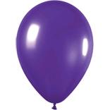 Metallic purple latex Balloon